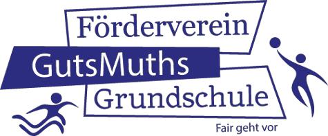 Logo Förderverein GutsMuths Grundschule - fair geht vor